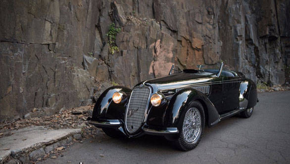 5 most expensive cars sold at Pebble Beach Concours D'Elegance 2016 on day one