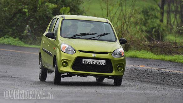 Alto 800 vs Renault Kwid vs Datsun redi-Go (17)