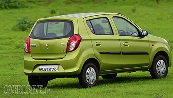 Alto 800 vs Renault Kwid vs Datsun redi-Go (8)