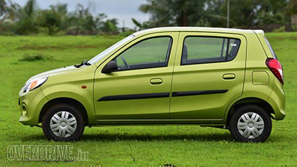 Alto 800 vs Renault Kwid vs Datsun redi-Go (9)