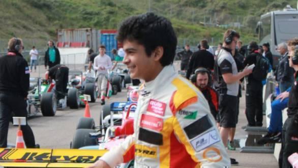 Arjun Maini 2016
