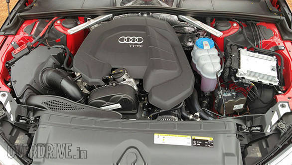 2016 Audi A4 30 Tfsi First Drive Review Overdrive