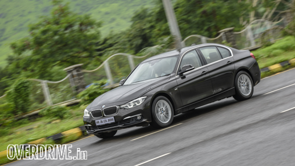 2016 BMW 320i road test review