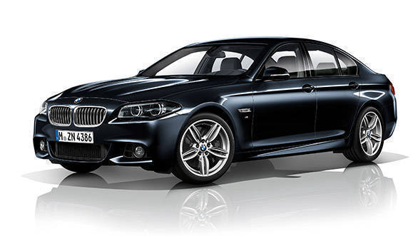 2016 BMW 520d M Sport launched in India at Rs 54 lakh