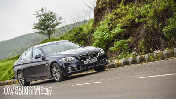 2016 BMW 520i road test review