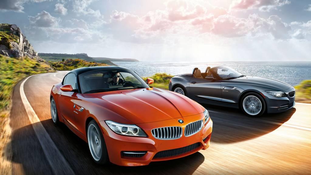 BMW Z4 production