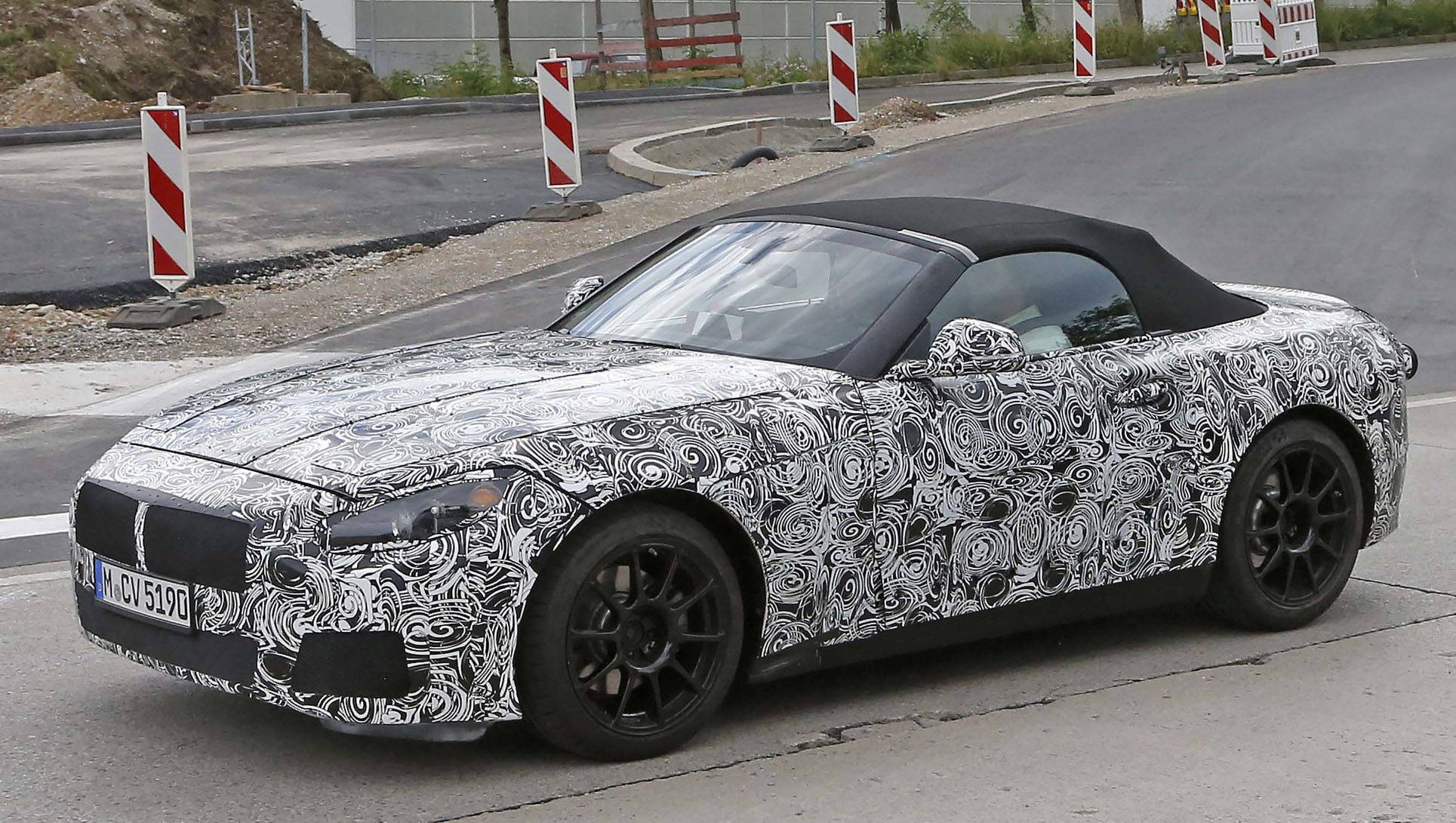 BMW working on the successor of the Z4 in collaboration with Toyota