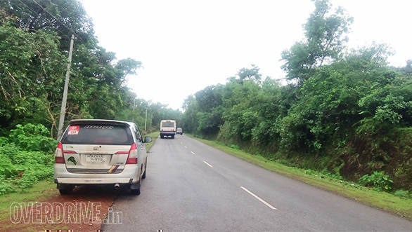 Best driving roads: Shimoga to Goa