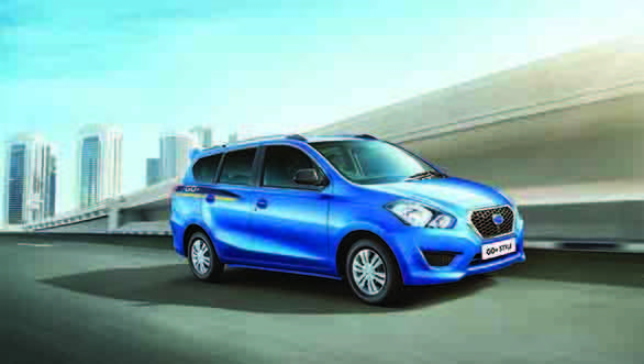 Datsun Go and Go+ Style launched in India at Rs 4.06 lakh and Rs 4.77 lakh