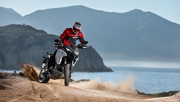 Ducati Multistrada 1200 Enduro four