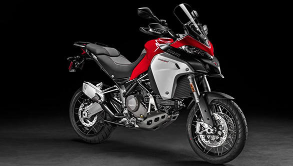 Ducati Multistrada 1200 Enduro one