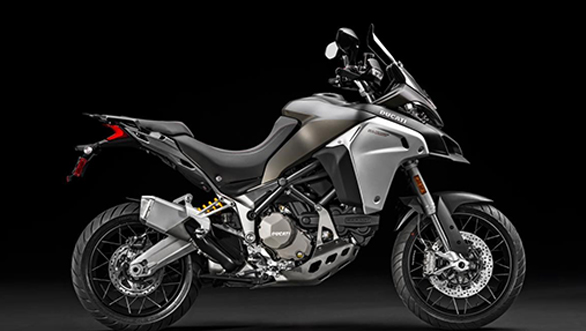 Ducati Multistrada 1200 Enduro two