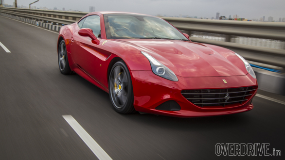 Ferrari California T interior - Full Information, Latest Images ...