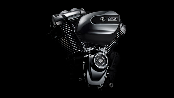 107 engine Milwaukee Eight