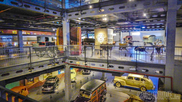 Heritage Transport Museum to celebrate its 4th anniversary on December 9, 2017