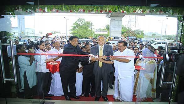 Honda showroom launch Kochi