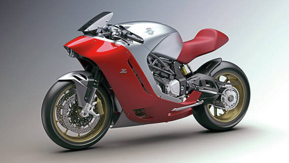 MV Agusta F4Z to be unveiled on September 4, 2016