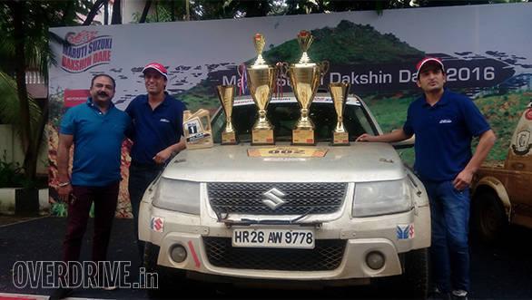 Maruti Suzuki Dakshin Dare 2016 (50)