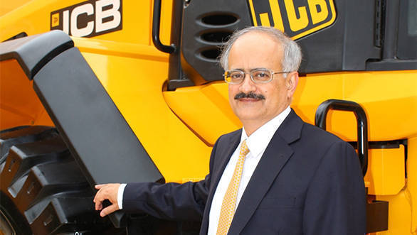Mr. Vipin Sondhi, Managing Director & Chief Executive Officer, JCB India Ltd.