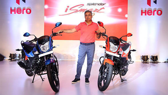 Pawan Munjal, Chairman, MD & CEO, Hero MotoCorp Ltd...