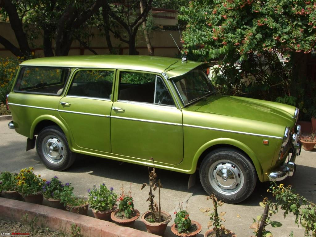 Premier Padmini Safari