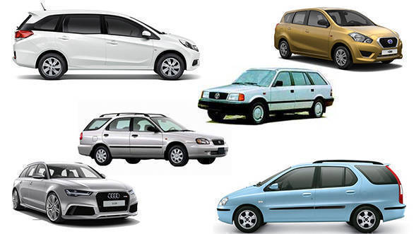 A look at station wagons in India