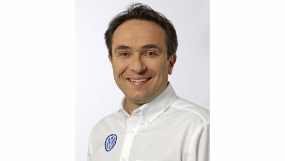 Sven Smeets has been appointed the new director of Volkswagen Motorsport