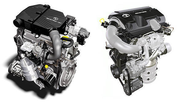 Tata Kite5 engines