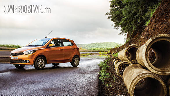 Discovering hang-outs in Pune with the Tata Tiago