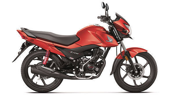 honda Livo_Imperial Red Metallic