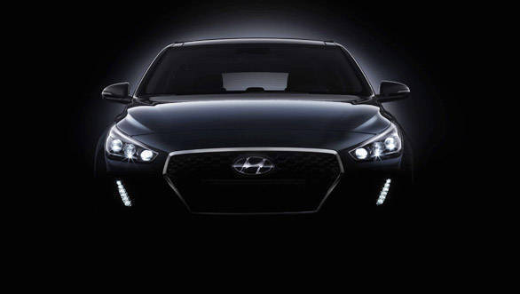 2016 Paris Motor Show: All-new Hyundai i30 teased