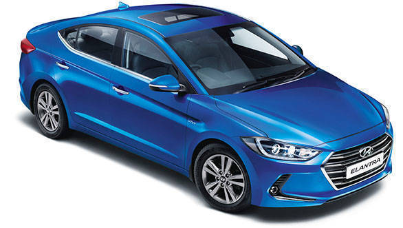 Hyundai Elantra receives over 1,100 bookings in six weeks in India