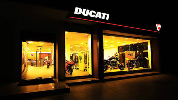 Ducati India opens new dealership in Ahmedabad