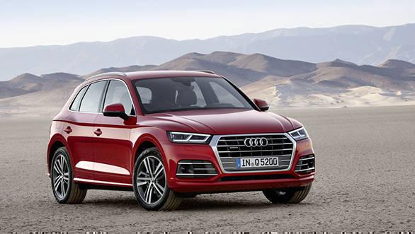 2016 Audi Q5 one