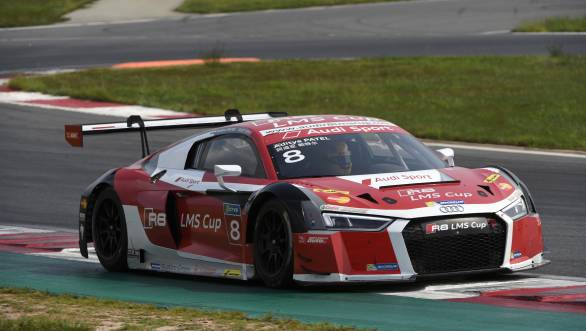 2016 Audi R8 LMS Cup: Aditya Patel finishes in the points at Yeongam