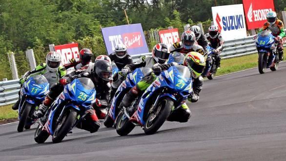 Competition intensifies at Round 3 of National Motorcycle Racing Championship