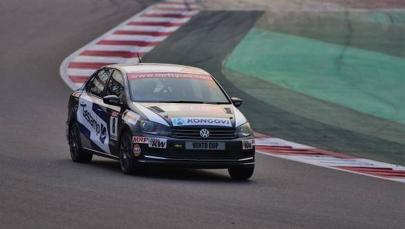 2016 Volkswagen Vento Cup: Ishaan Dodhiwala on pole at season finale