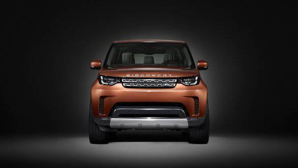 2017 Land Rover Discovery deliveries to start in india in October