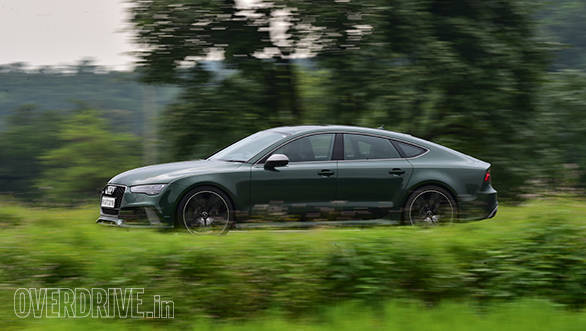 Audi RS7 Sportback Performance road test review