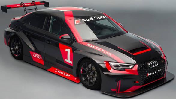 Audi RS3 LMS 1