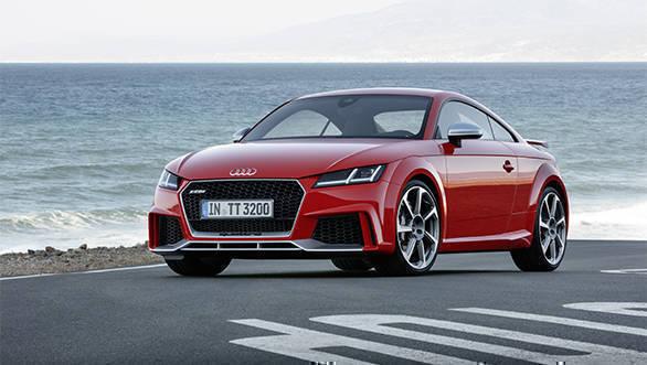 Audi TT RS Coup