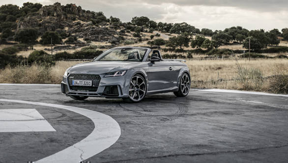 Image Gallery 2017 Audi Tt Rs First Drive Overdrive