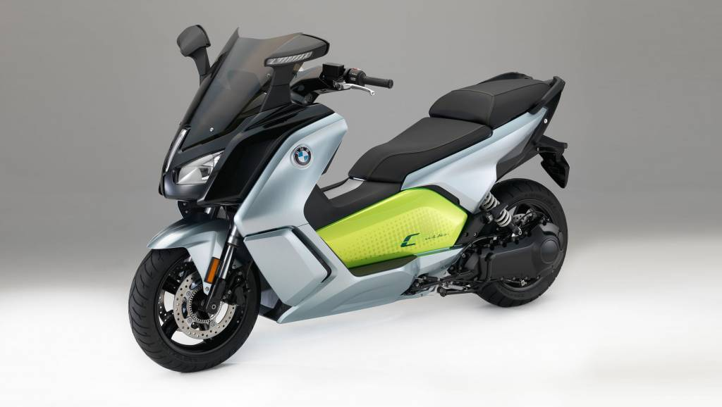 BMW C Evolution (1)