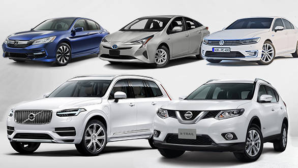 Five hybrid cars that are coming to India in 2016