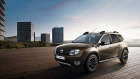 2016 Paris Motor Show: Dacia Duster with 6-speed dual-clutch transmission showcased