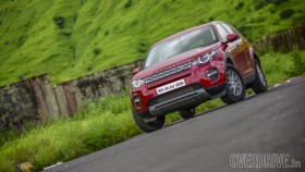 2016 Land Rover Discovery Sport HSE Si4 road test review