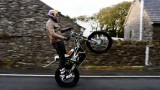 Video worth watching: Dougie Lampkin wheelies around the entire Isle of Man TT course