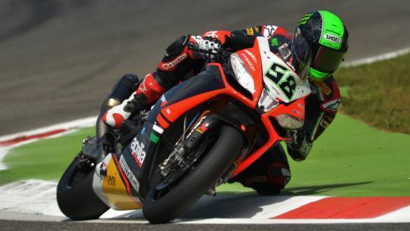 Eugene Laverty 1