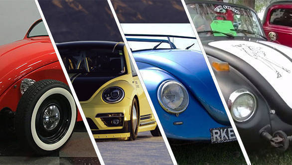 Top five customisations done on Volkswagen Beetle