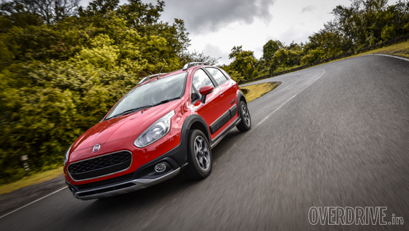 Fiat Avventura Urban Cross first drive review